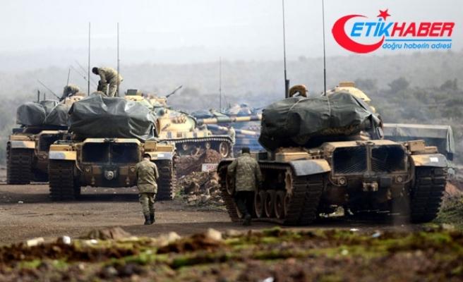 'Zeytin Dalı Harekatı'nda 14'üncü gün; TSK birlikleri ve ÖSO güçleri Afrin'e ilerliyor