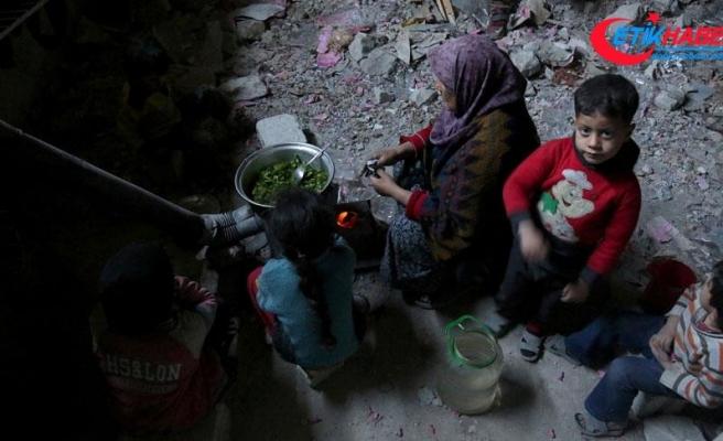 '124 milyon kişi açlık yüzünden ölme riskiyle karşı karşıya'