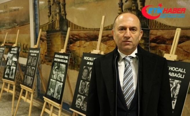 '31 Mart'ta Azerbaycan Türklerine bilinçli soykırım yapıldı'