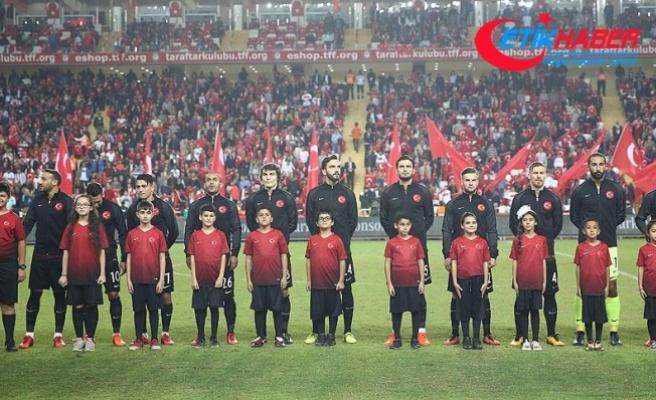 Türkiye 564. maçına çıkıyor