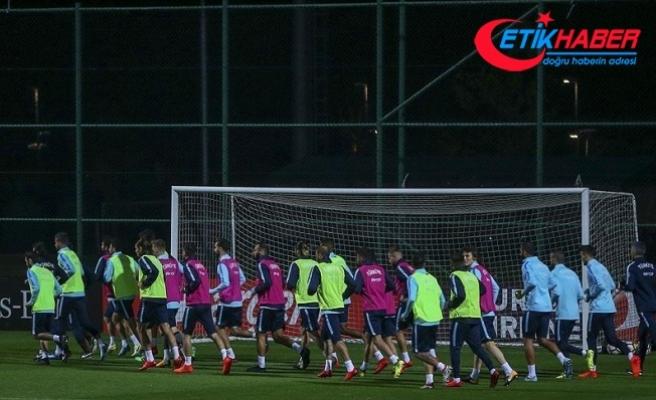 A Milli Futbol Takımı toplandı