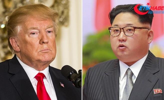 ABD Dışişleri'nden Açıklama: Trump-Kim Jong'un Görüşmesi Yapılmayabilir