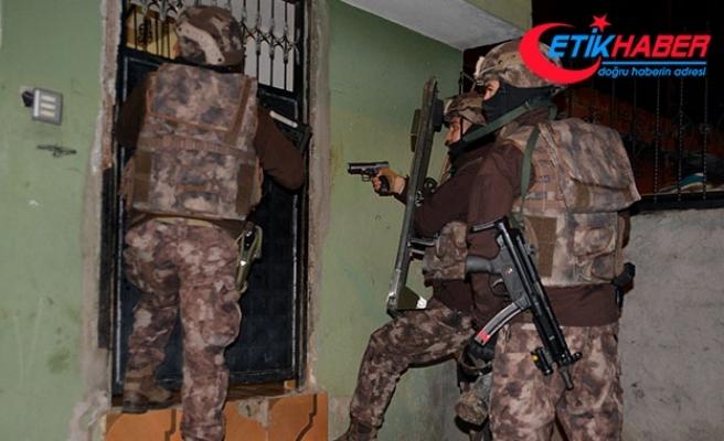 Adana'da hava destekli DEAŞ ve PKK operasyonu: 36 gözaltı
