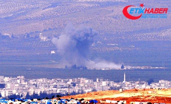 TSK ve ÖSO, Afrin ilçe merkezine bağlı Kurt Farmez köyünü teröristlerden temizledi
