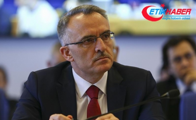 Maliye Bakanı Ağbal: Bugünkü vergi tutarı hiçbir şekilde aşılamayacak