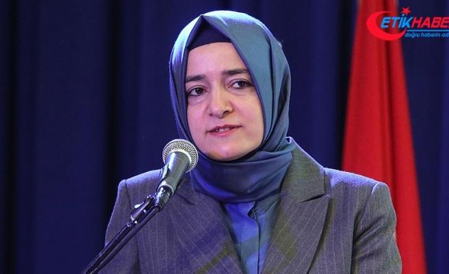 Aile ve Sosyal Politikalar Bakanı Kaya: Kıtaları birbirine bağlayan gönül köprüleri kurduk