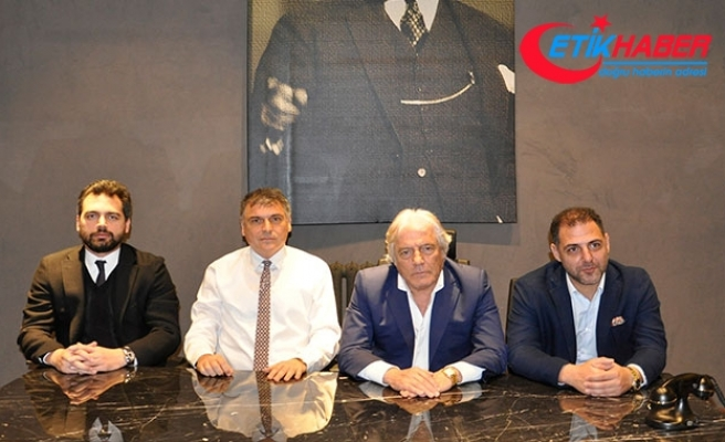 Ali Fatinoğlu, Galatasaray başkan adaylığı için startı verdi
