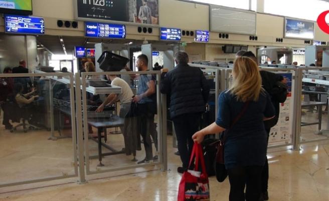 Atatürk Havalimanı'nda kaçak geçişe camlı önlem