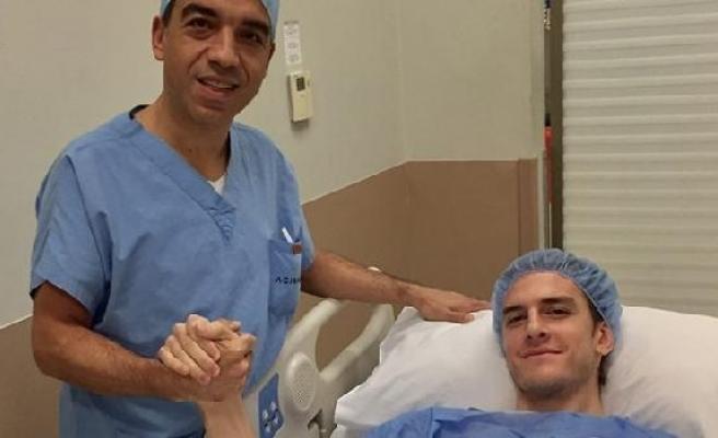 Atınç Nukan ameliyat oldu