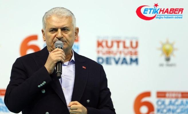 Başbakan Yıldırım: Zeytin Dalı bir barış harekatıdır