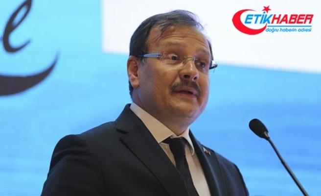 Başbakan Yardımcısı Çavuşoğlu'ndan Moğolistan'a FETÖ uyarısı