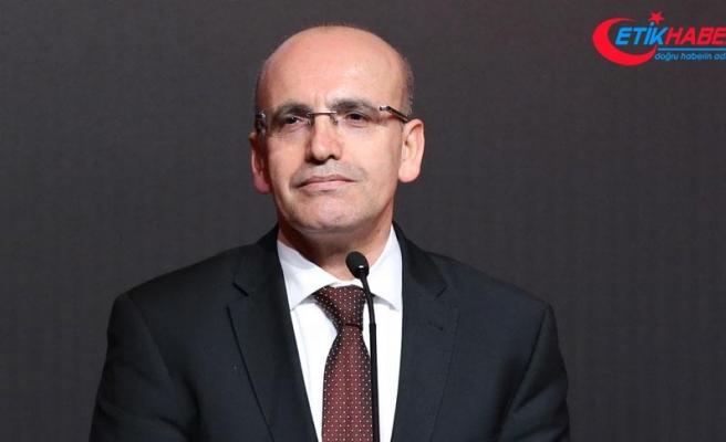 Aday gösterilmemişti... Mehmet Şimşek'ten ilk açıklama