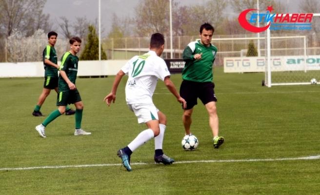 Batalla U15 takımı ile çalıştı
