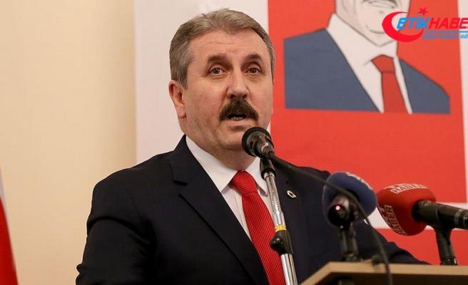 BBP Genel Başkanı Destici: Afrin de Çanakkale gibi zaferle sonuçlanacaktır