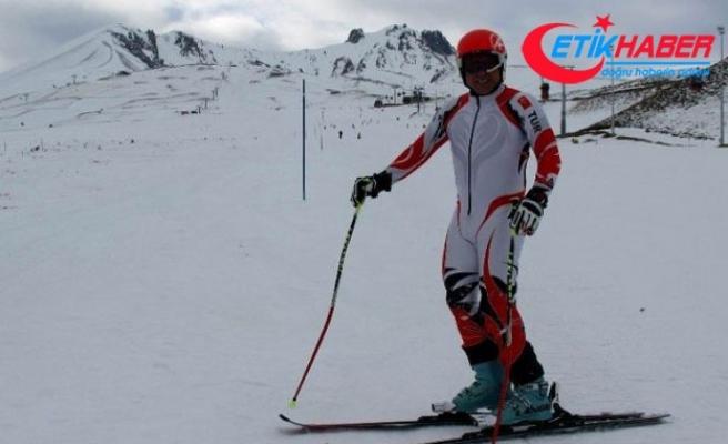 Bedensel Engelli Milli Kayakçı Mehmet Çekiç, Olimpiyatlarda Türkiye'yi tek başına temsil edecek