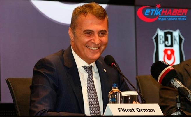 Beşiktaş Başkanı Orman: Hangi cezamız indirildi ki, bize özel muamele var