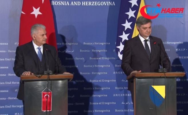 """""""Bosna Hersek ile Türkiye'nin ilişkileri artacak"""""""
