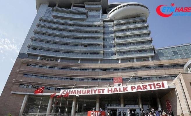CHP MYK toplantısı 4 saat sürdü