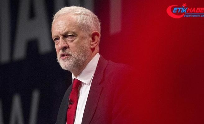 Corbyn'den İsrail'e Gazze tepkisi