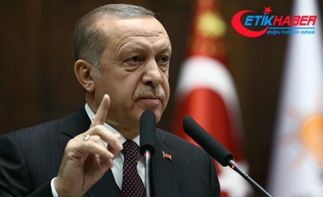 Erdoğan: Temenni ederim akşama kadar Afrin düşmüş olur