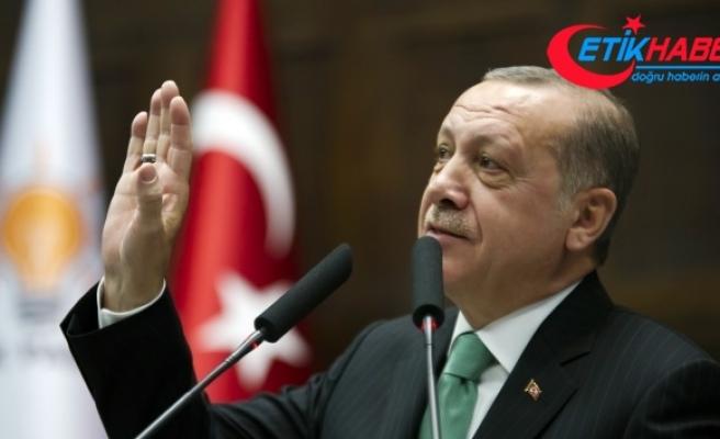 Cumhurbaşkanı Erdoğan'dan sert sözler: Çatlayın, patlayın, yıktık