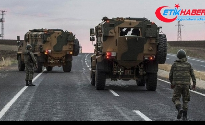 Diyarbakır Hazro'da 6 askeri yaralayan 3 terörist öldürüldü