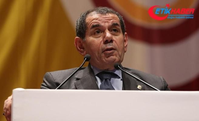Dursun Özbek yönetimi edildi
