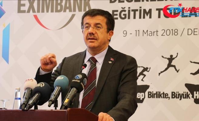 Ekonomi Bakanı Zeybekci: Moody's'in kararı tefecinin tetikçisi mantığıdır