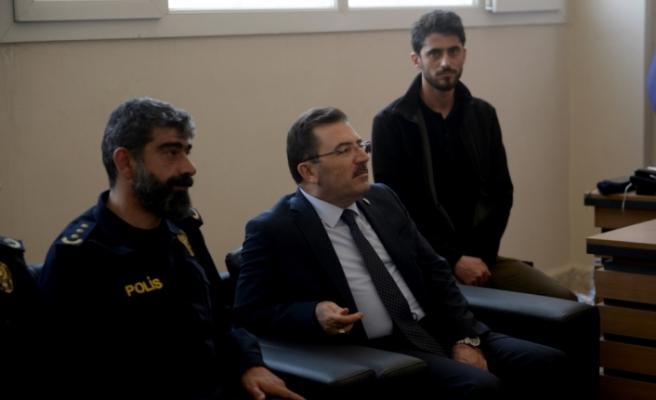 Emniyet Genel Müdürü Altınok, Suriye'de