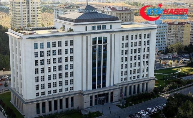 Erdoğan, AK Parti'li 45 milletvekiliyle bir araya geldi