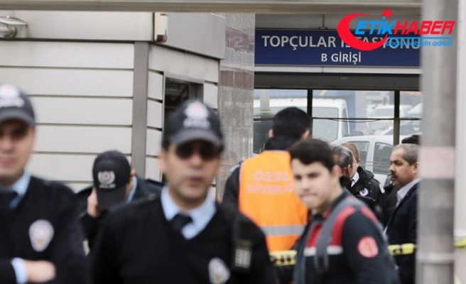 Eyüpsultan'da tramvay kazası
