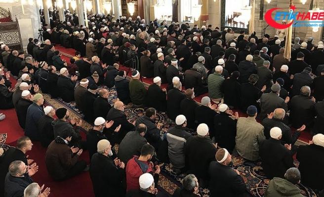 Şehit Filistinliler için sela okunacak gıyabi cenaze namazı kılınacak