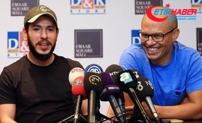 Fenerbahçe'nin unutulmaz futbolcusu Alex: İstanbul'a gelmemin Fenerbahçe'deki seçimle ilgisi yok