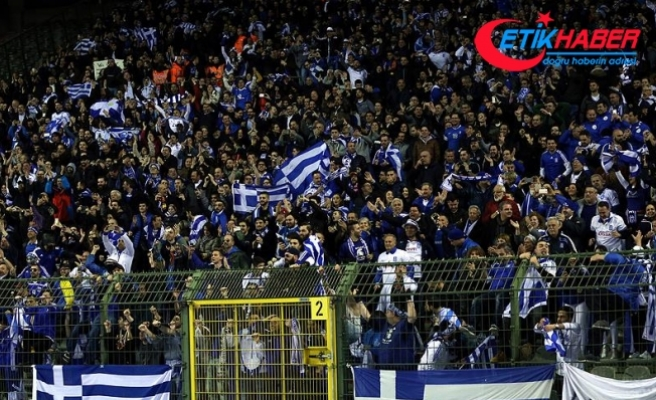 FIFA: Yunan futbolu uçurumun kenarına geldi