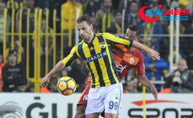 Galatasaraylı Fernando: Buradan galibiyet çıkarabilirdik
