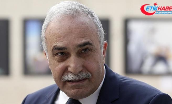 """""""Türkiye et ithal etmeyecek ve kendine yetecek"""""""