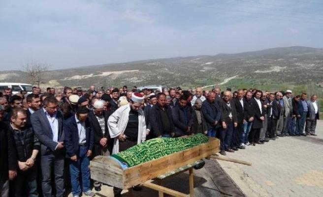 Hisarcık'ta 2,5 yılda vefat eden 4'üncü muhtar toprağa verildi