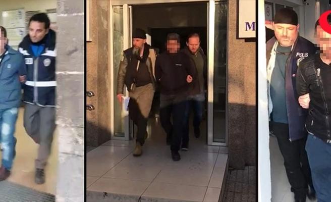 İzmir'de nevruz öncesi ikinci operasyon: 36 gözaltı