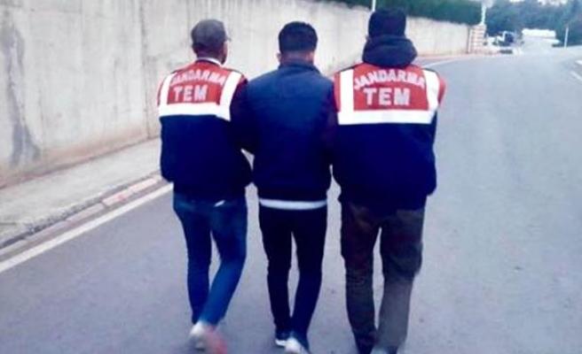 Kahramanmaraş'ta 'terör propagandası' operasyonu 9 gözaltı