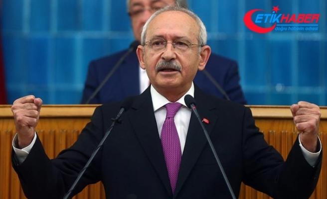 Kılıçdaroğlu: 2019'da demokrasiyi kadınlar getirecek