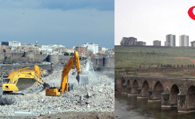 Kırklar Dağı'nda 6 yılda yapılan konutlar yıkıldı; 'Dağın düzü' ortaya çıktı