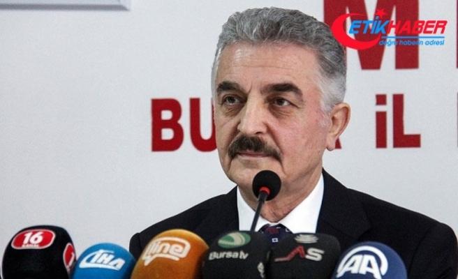 MHP'li Büyükataman: İlk turda bu işi bitirmek zorundayız