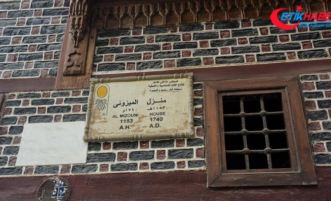 Mısır'da bir döneme tanıklık eden tarihi Türk evleri