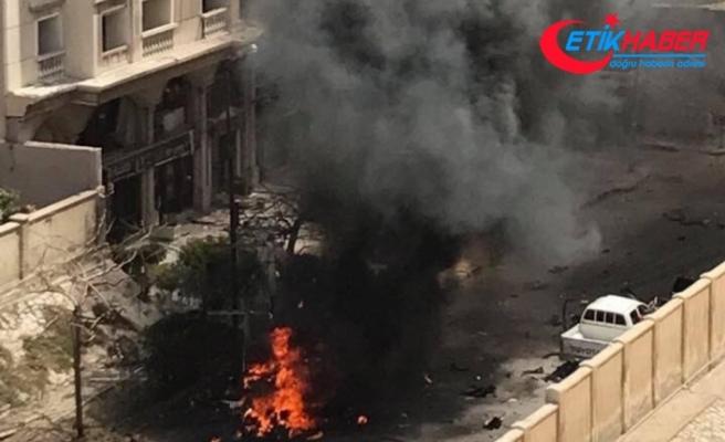 Mısır'da patlama: 1 ölü, 4 yaralı