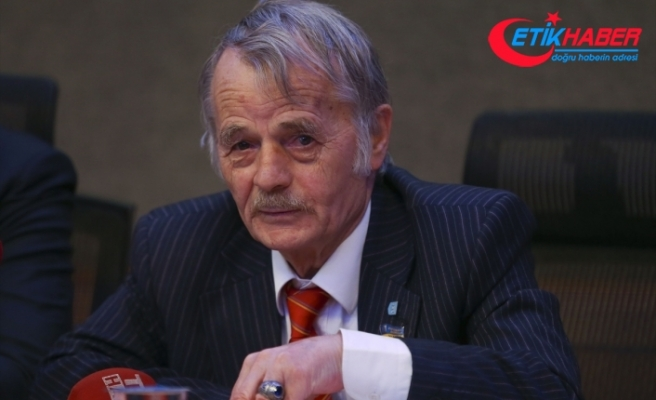 Mustafa Abdülcemil Kırımoğlu: Kırım Tatarları Türkiye'ye minnettar