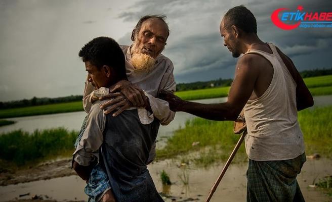 Myanmar'dan soykırım savunması