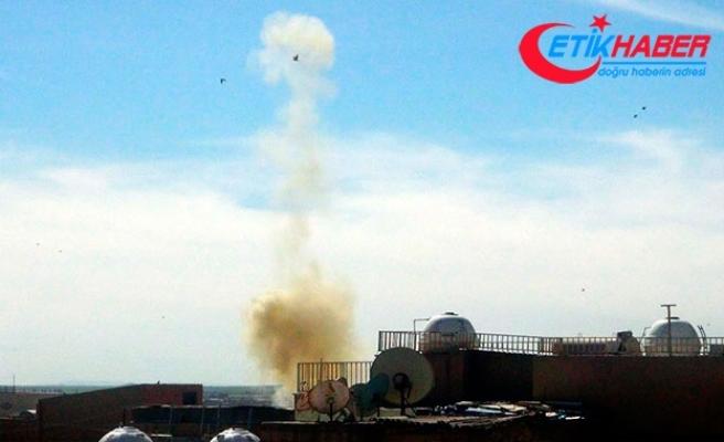 Nusaybin'de PKK patlayıcıları imha edildi