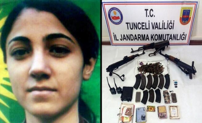 Öldürülen teröristlerden biri gri listede çıktı