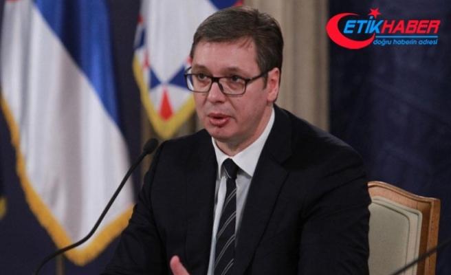 Sırbistan Cumhurbaşkanı Vucic: Bir şeyler yapmazsak, milletimiz yok olacak