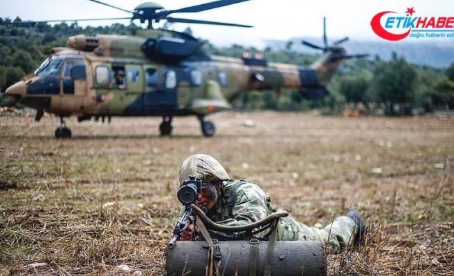 Şırnak'ta ve Bingöl'de 6 terörist etkisiz hale getirildi